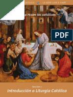 Introducción a La Liturgia Católica