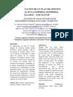 PAPER DE IMPACTO AMBIENTAL