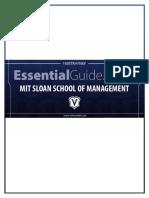 2014 2015 Veritas Prep Sloan Essential Guide