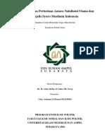 Persamaan Dan Perbedaan Antara Nahdlatul Ulama Dan Majelis Syuro Muslimin Indonesia