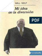 Mi Idea de La Diversion