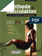 Méthode de musculation - 110 exercices sans matériel (Olivier LAFAY)[2004][228 pages couleurs avec signets].pdf