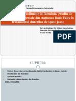 Turismul Balneoclimatic Gaceu Ovidiu (1)