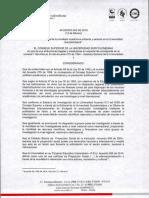 Acuerdo 004 de 2016 MOVILIDAD