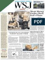 Wall Street Journal June 4 2016