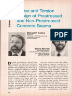 JL-80-September-October Shear and Torsion-Design of Prestressed and Non-Prestressed Concrete Beams