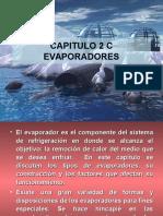 CAP 2C Evaporadores