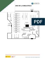 Plano Clasificacuion de La Biblioteca Ejemplo