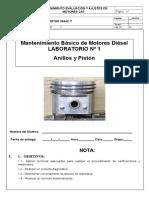 Laboratorio de Motores CERRO VERDE G1-4