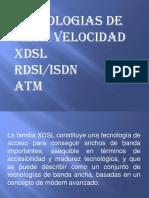 ResumenXDSL,RDSI,ATM 2semana