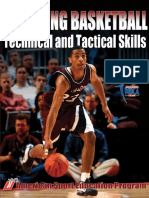 Coaching Basketball Technical and Tactical Skills