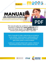 Manual de Autograbacion Tutores