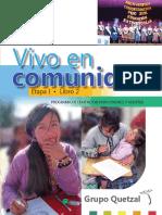 Libro Quetzal Integrado 2015