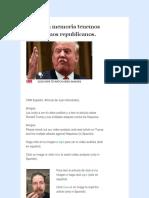 Juan Hernandez - Qué Mala Memoria Tenemos Los Hispanos Republicanos!