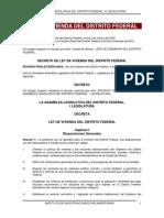 Ley de Convivencia CDMX