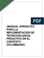 Manual Operativo Vigilancia Proactiva