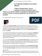 23 - 06 - 16 Optimistas de Cara Al Segundo Semestre en El Sector Vivienda