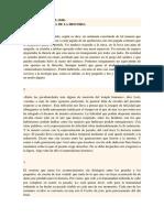 Tesis de Filosofía de La Historia Walter Benjamin (1892-1940)