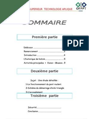 Rapport De Stage De Fin Formation Jimy Machine Biens