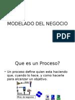 Modelado DelMODELADO_DEL_NEGOCIO Negocio 32595