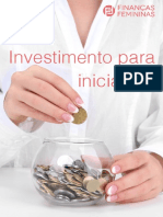 eBook Investimento Para Iniciantes