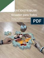 ¡a Redistribuir Ecuador Para Todos