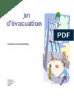 Modele Evacuation