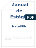 Manual de Estagio Natal