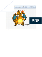 Charizard Excel
