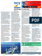 Pharmacy Daily for Fri 24 Jun 2016 - Superbugs in animals, PSA Board appoints ECP, Samford Chemmart engages community, Events Calendar and much more