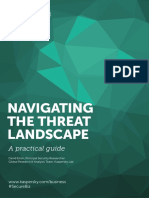 Navigating the Threat Landscape - A Practical Guide