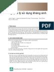 Nguyên Tắc Sử Dụng Kháng Sinh_yhocthuchanh2015