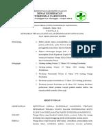 Sk 9.1 Kewajiban Tenaga Klinis Dalam Peningkatan Mutu Klinis