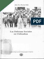 Martha Elva Rocha Islas - Las Defensas Sociales en Chihuahua.