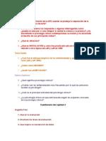 Psicologia Cuestionario