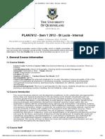 Print View_ PLAN7612 - Sem 1 2012 - St Lucia - Internal