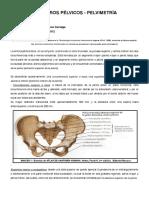 6 - Diámetros pelvicos
