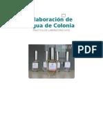Elaboracion de Perfume