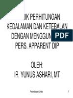 APPARENT DIP.pdf