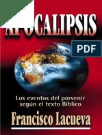 APOCALIPSIS - Francisco Lacueva
