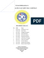 Tugas Perpajakan 1 Kelompok 2 Kelas n (s1 Akuntansi)