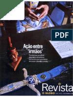 Revista o Globo - Maconaria