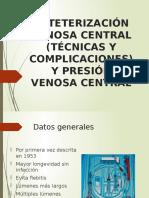 Via Venosa Central