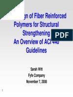 The Design of Fiber Reinforced Polymers for Struc Strengthening ACI 440.pdf