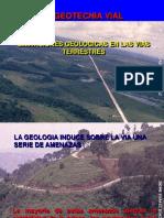 Limitaciones Geotecnicas de Las Vias