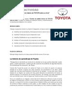 Caso Toyota Mktg Interno