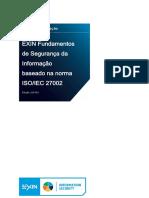 Brazilian Portuguese Preparation Guide Isfs 201603