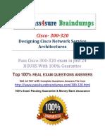 Pass4sure 300-320 Practice Dumps