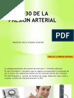 Nom 030 de La Presion Arterial