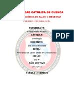 PREVALENCIA DE CARIES DENTAL EN LATINOAMÉRICA.docx